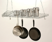 Professionals Choice Hanging Pot Rack