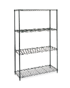 Professionals Choice 4 Shelf Wire Unit