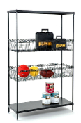 Professionals Choice Garage Shelf PrePack Unit