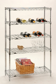Professionals Choice Wine and Accessory Rack